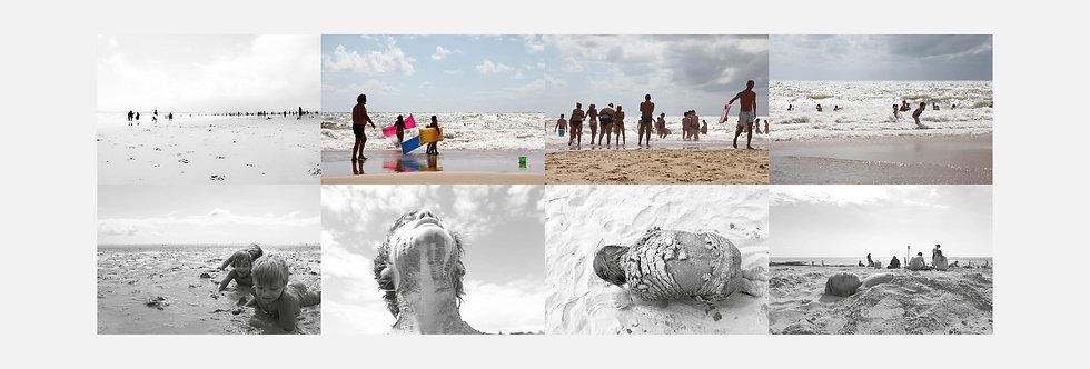 ERSEHNTES LANDEN #12-19 / Atlantikküste - F / 2014 / Serie 8 Stk.