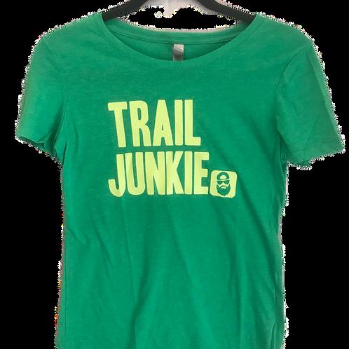 WOMEN'S TRAIL JUNKIE TEE