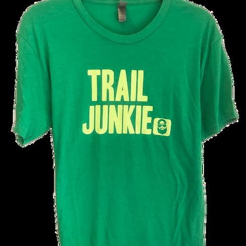MEN'S TRAIL JUNKIE TEE