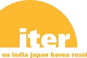 Logo ITER  en nuance de gris