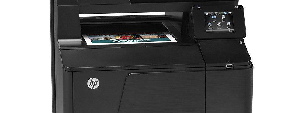 HP Laserjet Pro 200 MFP M276n Imprimante Laser Couleur 14 ppm Noir
