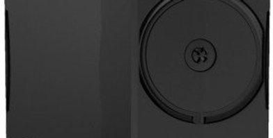 Boitier DVD Nierle economy 9 mm, Noir