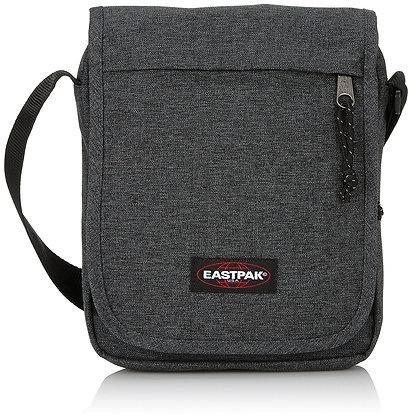 Eastpak Flex Crossbody Bag, 42 cm, Denim negro