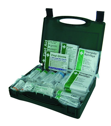 Safety First Aid K10AECON HSE First aid kit for 1-10 people