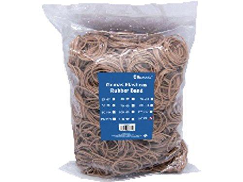 Bismark 320509 Bag of rubber bands 10 cm 100 g