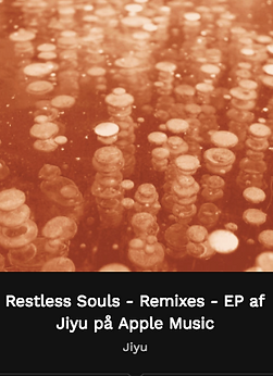 "Details from ice on frozen lake. Photo/cover artwork by Jesper Graugaard for Jiyu ep ""Restless Souls - Remixes"" feat. tatsuki*,Lord Akton, Ratio:72"