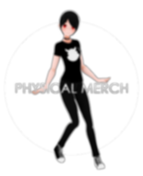 Physical Merchandise via RedBubble