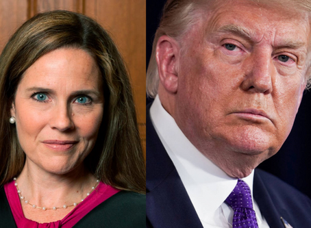 Amy Coney Barrett, opcionada por Trump para jueza del Tribunal Supremo