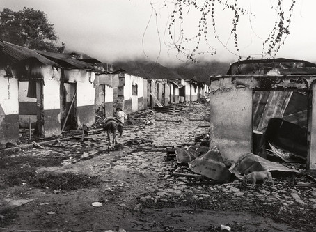 Recordando la masacre de El Aro