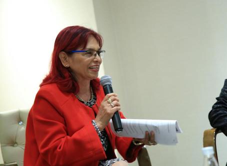 Primera colombiana en ocupar un cargo en la IUGS de la UNESCO