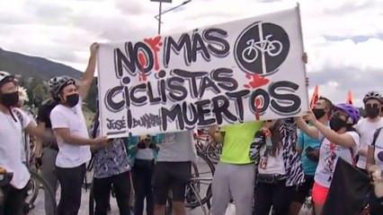 Nuevas medidas para proteger la vida de los ciclistas en las vías de Cundinamarca