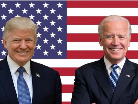 Trump vs Biden, el último debate presidencial