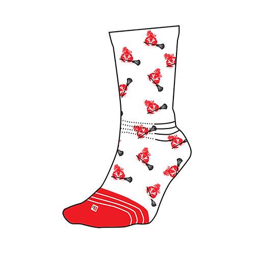 Adult Socks - Lobster