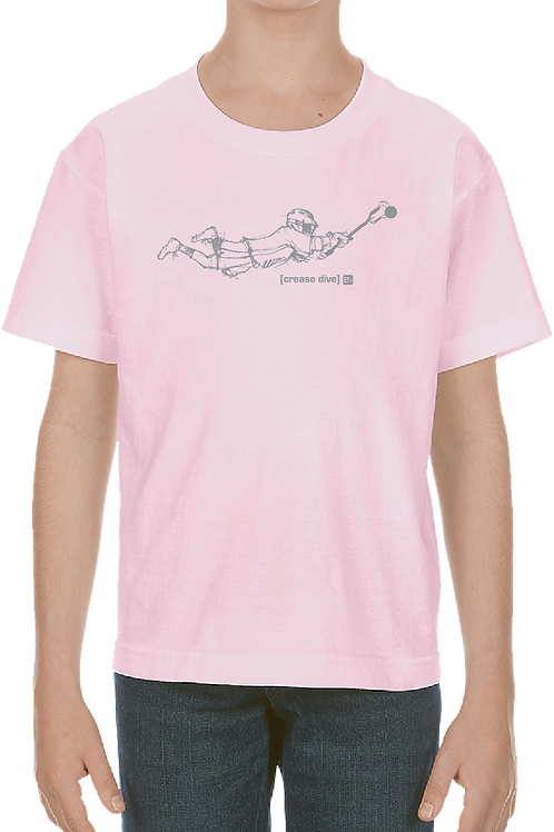Youth - Crease Dive Tee
