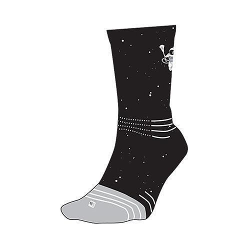 Adult Socks - Black Galaxy