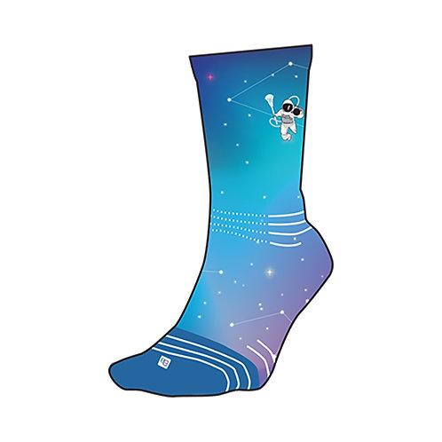 Adult Socks - Blue Galaxy