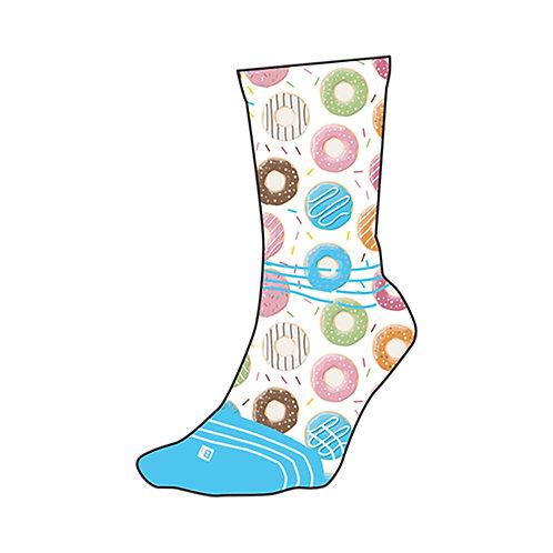 Youth Socks - Donuts