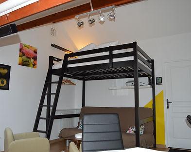 Couchages Espace de vie So Cocoon Appartement