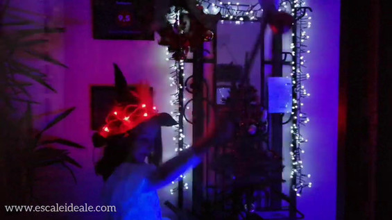 Nouveau les illuminations de Noël à Escale Idéale Tours