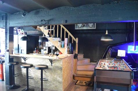 Espace Bar dans loft de 45m2