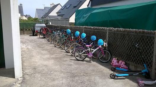 Location de vélos So Breizh Villa