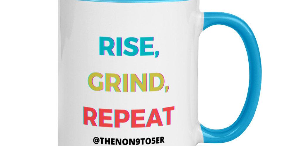 TheNon9to5er Mug - Color Inside
