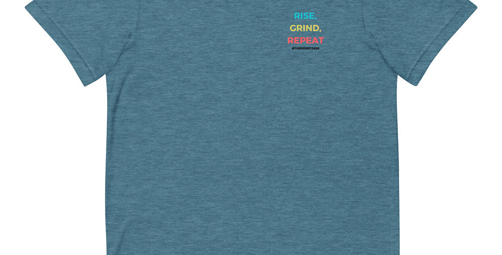 Rise, Grind, Repeat T-Shirt - TheNon9to5er