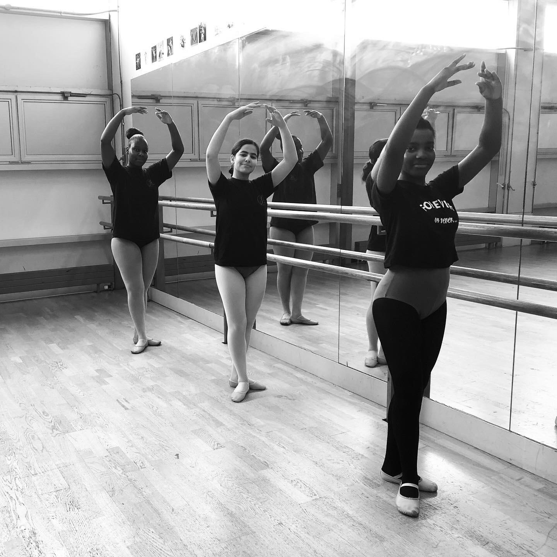 Ballet, Grade 5 (14-17yrs)