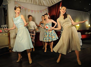 My Favourite Things Vintage Hen Party