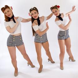 MFT Tap Dancers