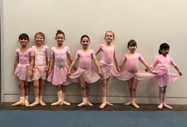 Ballet, Grade 1 (8-10yrs)