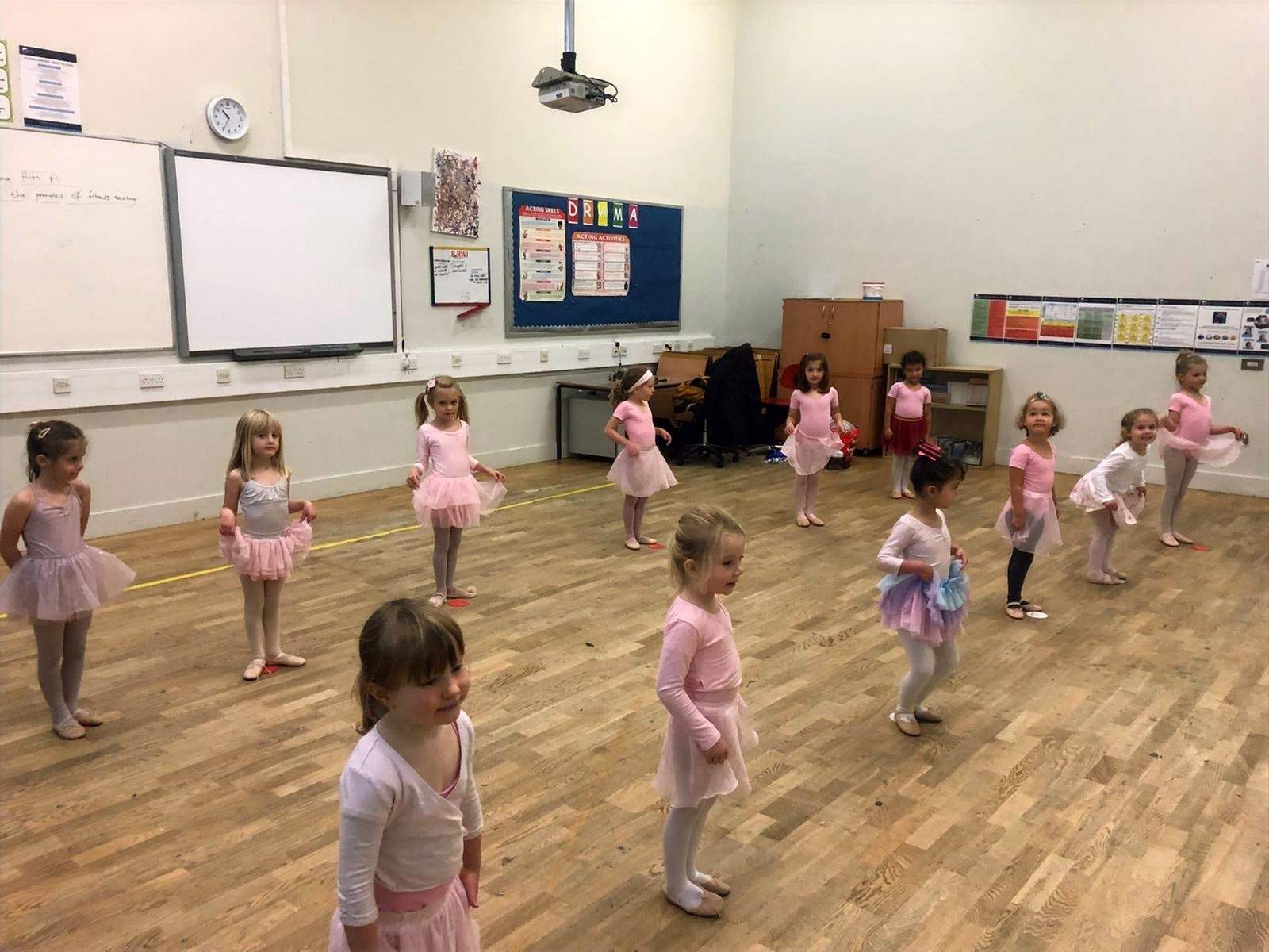 Ballet Pre Primary (4-6yrs)
