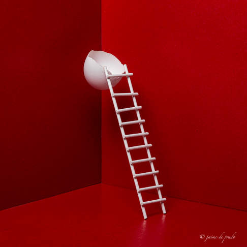 Stairway to Egg