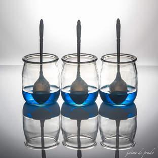 Tres cucharillas
