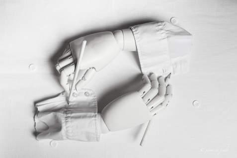 Las manos de Escher