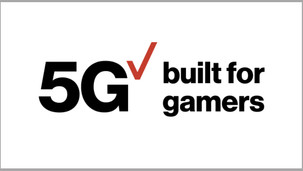 Verizon 5G Built for Gamers.