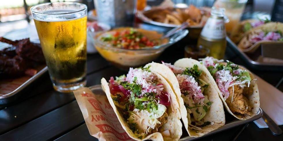 Food Ride: Tacos & Margaritas @ Taco Hangover