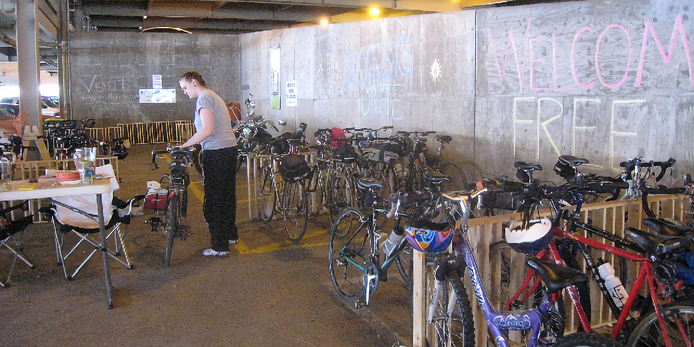 FREE Bike Valet at the Downtown Farmers' Market