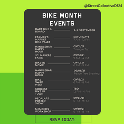 Bike Month Events