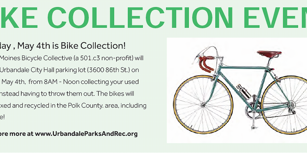 Urbandale Bike Collection