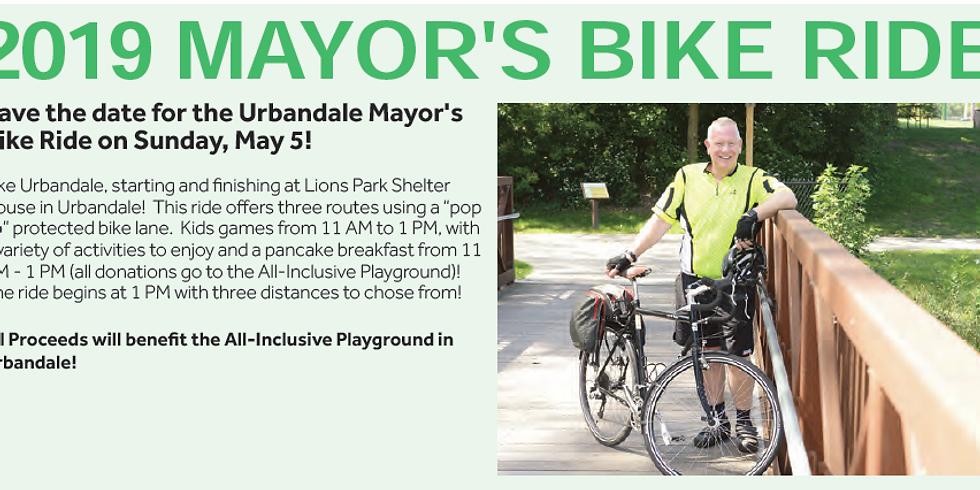 Urbandale Mayor's Ride