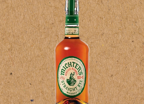 Michter's US-1 Kentucky Straight Rye (DC ONLY)