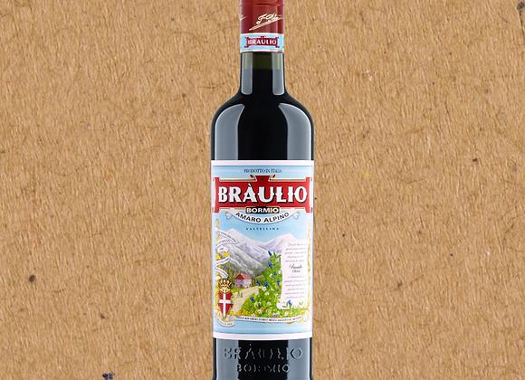 Braulio Bormio Amaro (2 oz bottle)