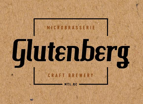 Glutenberg IPA  (Gluten Free IPA - 4 Pack x 16 oz.)