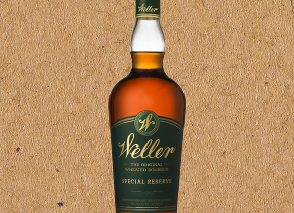Weller Special Reserve / Straight Bourbon (DC ONLY - 1 PER GUEST)