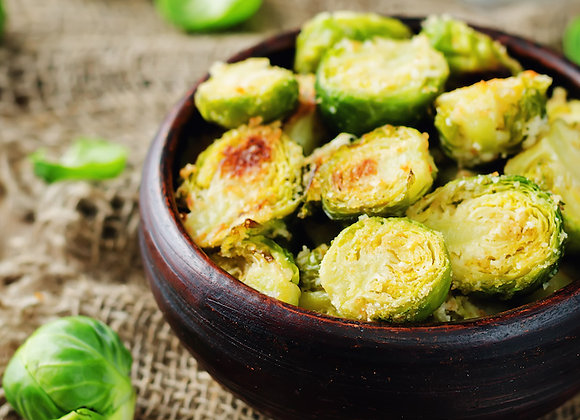 Roasted Brussel Sprouts (1 pint)
