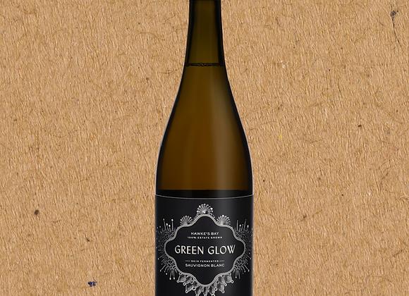 Supernatural Green Glow, Sauvignon Blanc (Orange Wine)