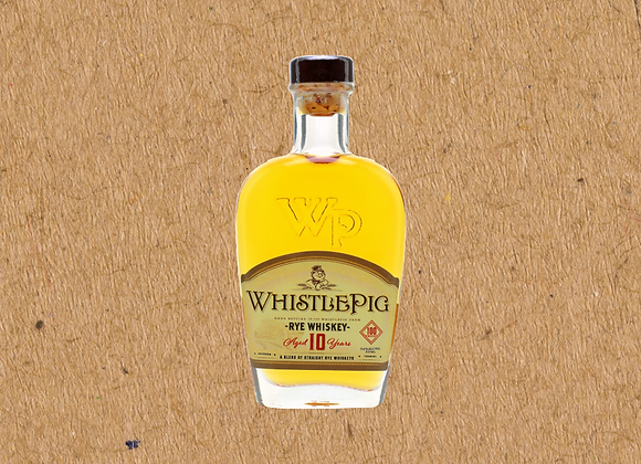 WhistlePig 10 Year Rye Whiskey Mini