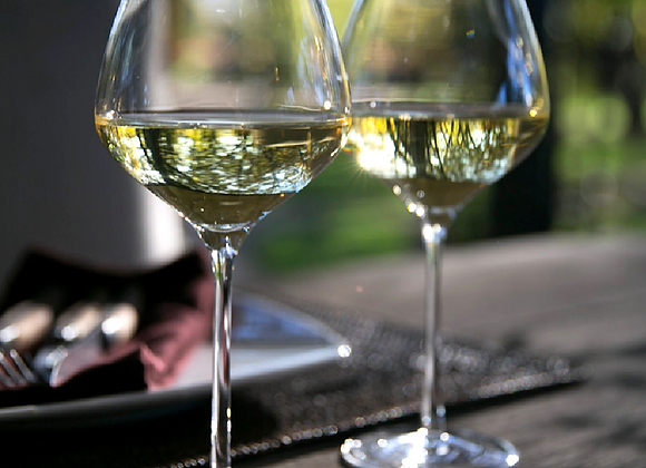 The One White Wine Glass - Set of 2