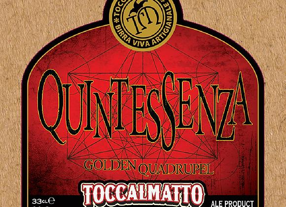Toccalmatto Quintessenza 2018 (Grand Cru - Single x 11.2 oz)
